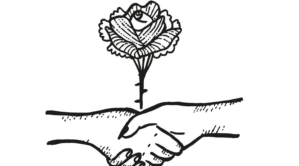 'Ninguém solta a mão de ninguém'